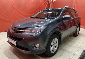 Toyota RAV4 в Санкт-Петербурге