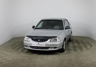 Hyundai Accent Sedan в Москве