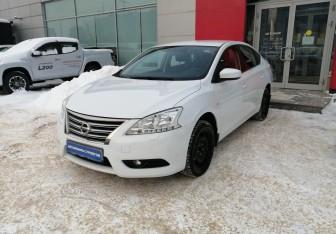 Nissan Sentra Sedan в Москве