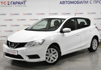 Nissan Tiida Hatchback в Оренбурге