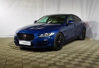 Jaguar XE в Санкт-Петербурге