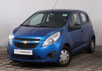 Chevrolet Spark в Санкт-Петербурге