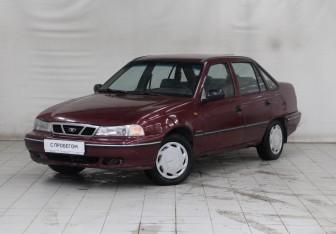 Daewoo Nexia Sedan в Челябинске