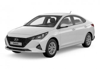 Hyundai Solaris Sedan в Новокузнецке