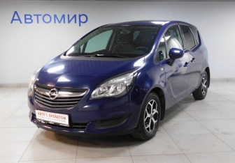 Opel Meriva в Байкальске