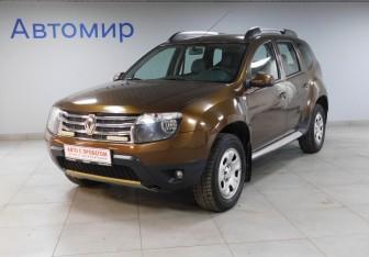 Renault Duster в Байкальске