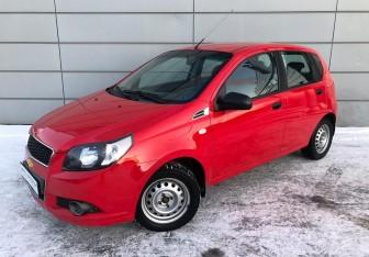 Chevrolet Aveo Hatchback в Екатеринбурге