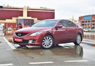 Mazda 6 Sedan в Краснодаре
