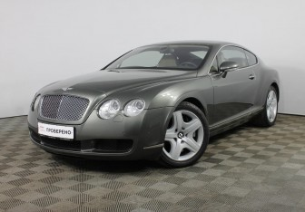 Bentley Continental GT Coupe в Санкт-Петербурге