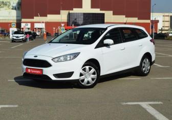 Ford Focus Wagon в Краснодаре