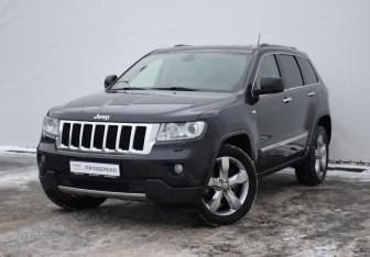 Jeep Grand Cherokee в Москве
