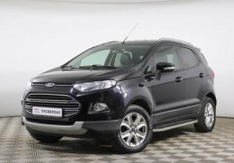 Ford EcoSport в Москве