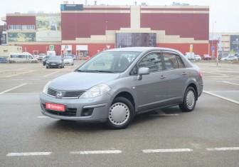 Nissan Tiida Sedan в Краснодаре