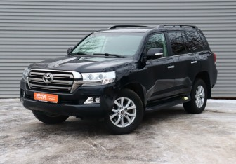 Toyota Land Cruiser Suv в Москве