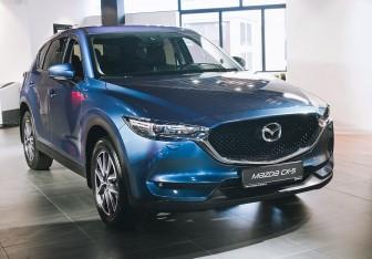 Mazda CX-5 в Дмитрове