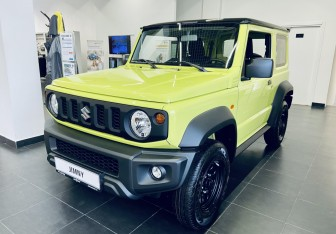 Suzuki Jimny в Новокузнецке