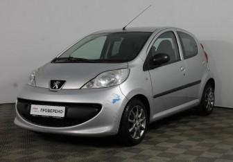 Peugeot 107 в Санкт-Петербурге