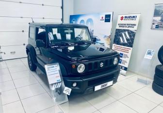 Suzuki Jimny в Самаре