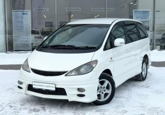 Toyota Estima в Новосибирске