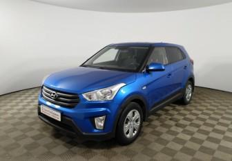 Hyundai Creta в Уфе