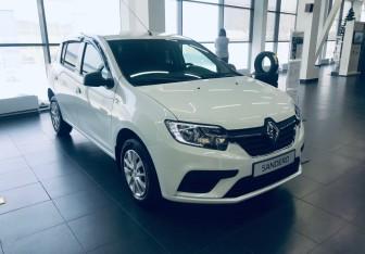 Renault Sandero в Краснодаре
