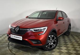 Renault Arkana в Санкт-Петербурге