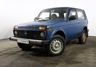 LADA (ВАЗ) 2121 (4x4) в Москве