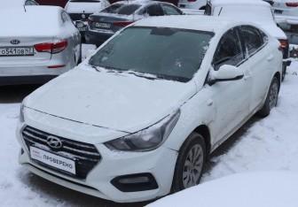 Hyundai Solaris Sedan в Санкт-Петербурге