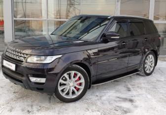 Land Rover Range Rover Sport в Новосибирске