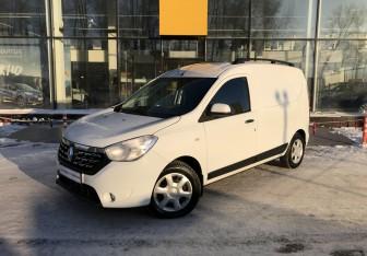 Renault Dokker в Новосибирске