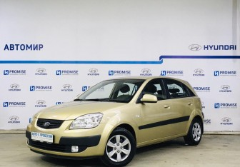 Kia Rio Hatchback в Новосибирске