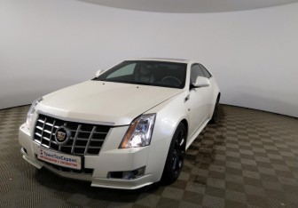 Cadillac CTS Coupe в Уфе