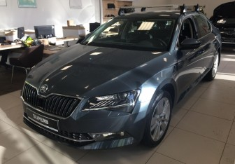 Skoda Superb Liftback в Москве