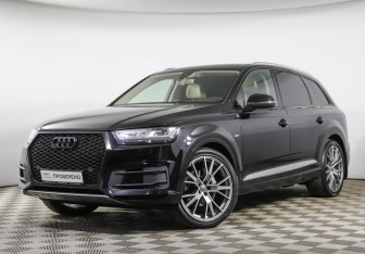 Audi SQ7 в Москве