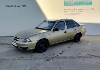 Daewoo Nexia Sedan в Краснодаре