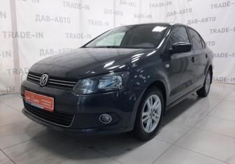 Volkswagen Polo Sedan в Перми