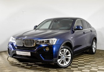 BMW X4 M в Москве