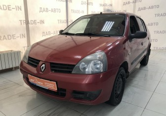 Renault Symbol в Перми