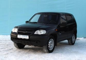 Chevrolet Niva в Самаре