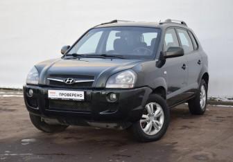 Hyundai Tucson в Москве