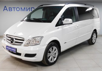 Mercedes-Benz Viano в Байкальске