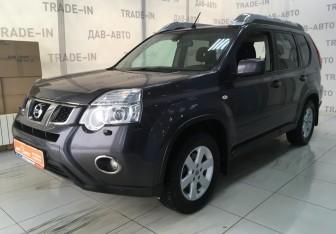 Nissan X-Trail в Перми