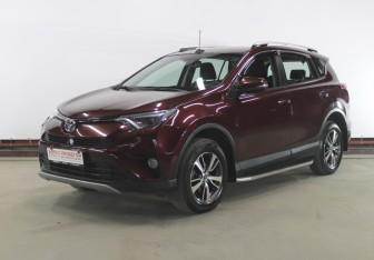 Toyota RAV4 в Москве