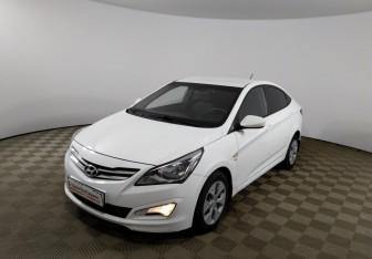 Hyundai Solaris Sedan в Уфе