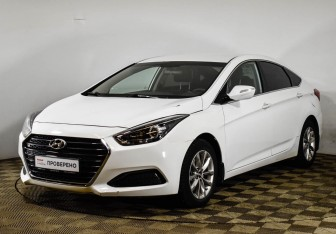 Hyundai i40 Sedan в Москве