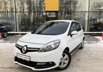 Renault Scenic в Новосибирске