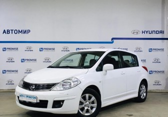 Nissan Tiida Hatchback в Новосибирске