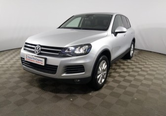 Volkswagen Touareg в Уфе