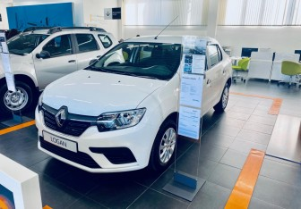 Renault Logan Sedan в Краснодаре