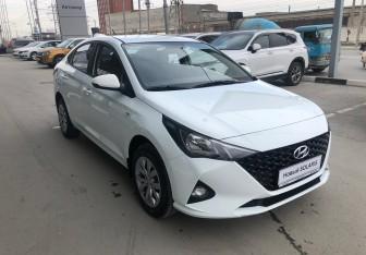 Hyundai Solaris Sedan в Новосибирске
